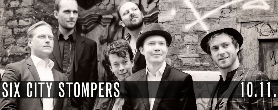 Six City Stompers