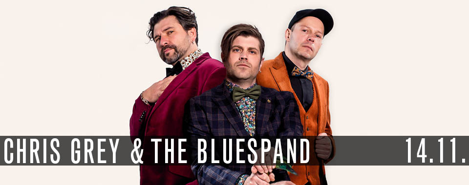 Chris Grey & the BlueSpand