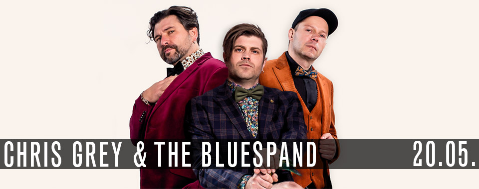 Chris Grey and the BlueSpand